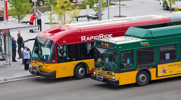 New Routes Coming Online For Rapidride The Northwest