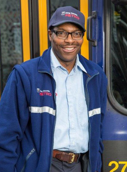 photo of a part-time driver