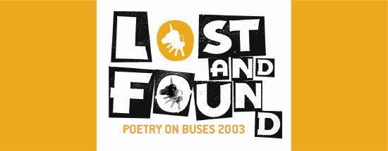 2002 logo: Lost & Found