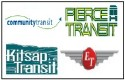 Photo of logos of other transit properties