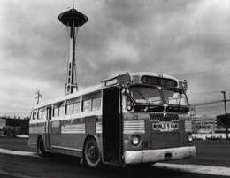 Photo of bus - 1962