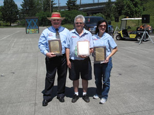 photo: Metro's Roadeo winners
