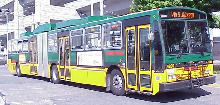 Photo of Breda Articulated Trolley Bus