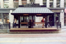 Occidental Park Station
