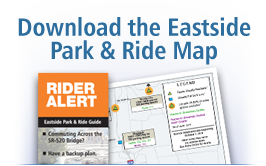 Download the Eastside Park & Ride Map