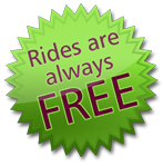 Rides on Route 99 are always FREE!