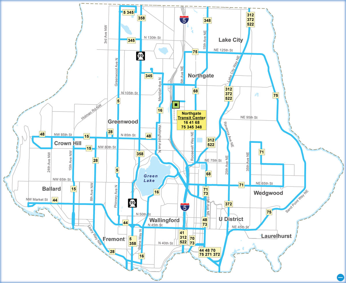 Seattle Metro Planner Submited Images