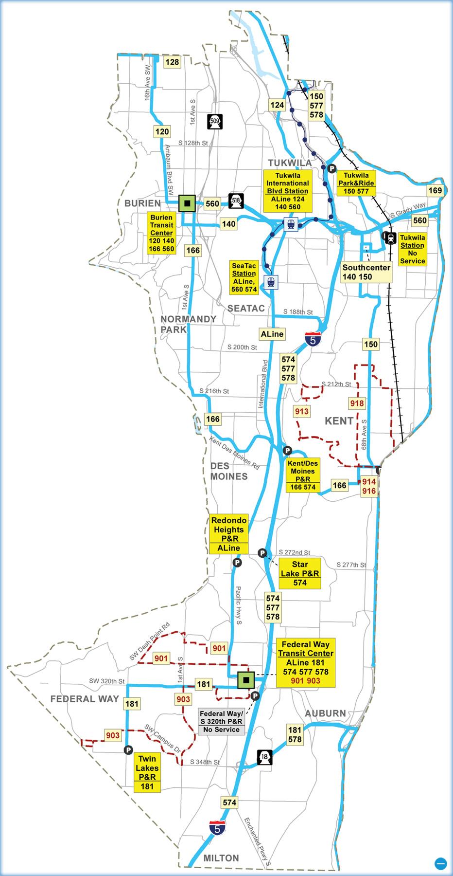 Southwest King County - Emergency Service Network - King