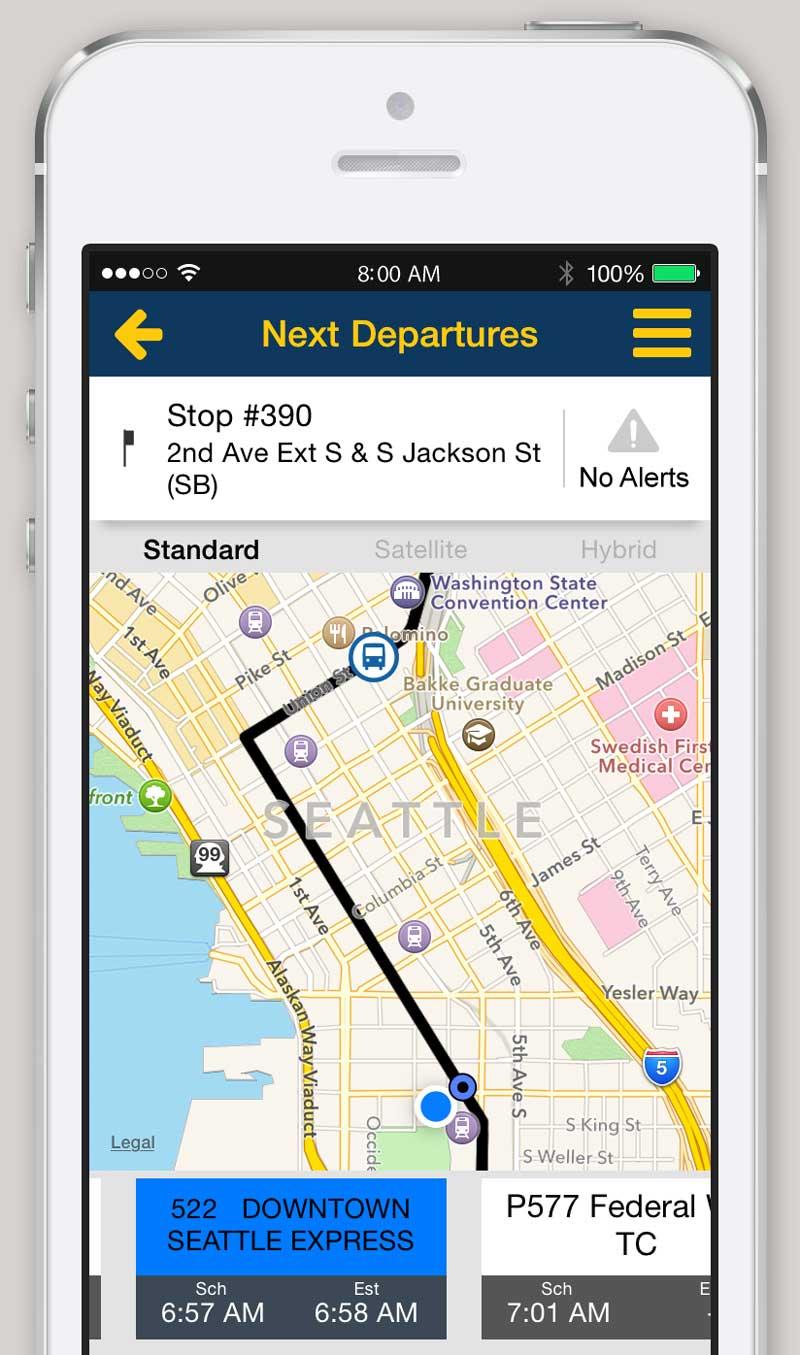 plan your trip iphone app